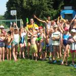 Sommer Kids Club 2015 Wasserolympiade